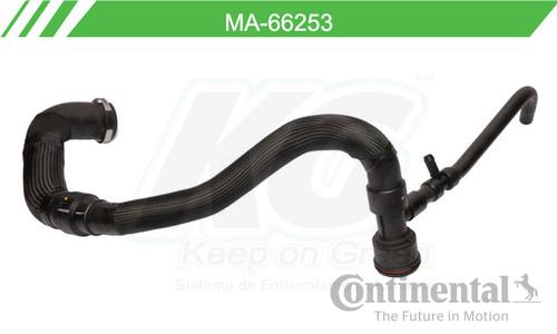MANGUERA DE PASO  MANG RAD GM EXPRESS 4500 V8 6.6L 09-14
