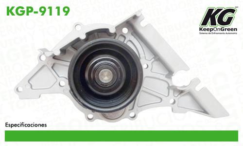 BOMBA DE AGUA  BA AUDI A4 V6 2.8L 1996-2001; A4 QUATTRO