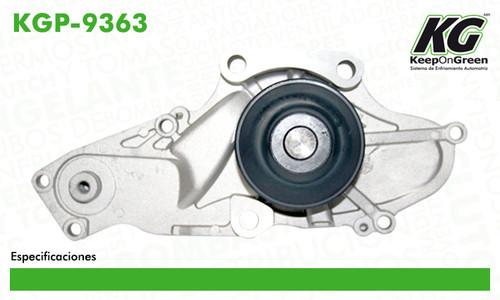 BOMBA DE AGUA  BA ACURA MDX V6 3.5L 2003-2006; MDX V6 3