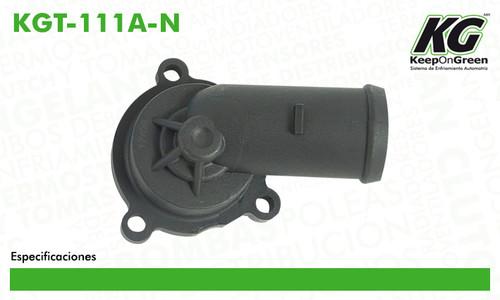 TOMA DE AGUA  TA VW VENTO L4 1.6L 14-17 TAPA DEL TERM
