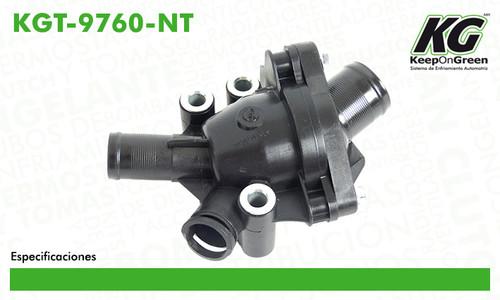 TOMA DE AGUA  TA VOLVO S40 L5 2.5L 04-12 C/TERMOSTATO