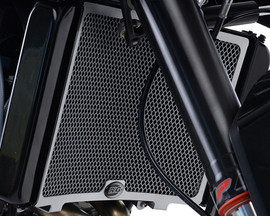 R&G Radiator Guards for KTM KTM 790 Duke '18- (Un-modified radiator) (RAD0232)