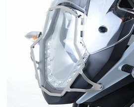 R&G Headlight Guard For KTM 1050/1090/1190 Adventure (HLG0004SS)