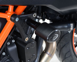 R&G Aero Style Crash Protectors For KTM 1290 Super Duke GT (CP0408BL)