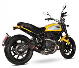 Scorpion Exhaust for Ducati Scrambler (Serket Taper)