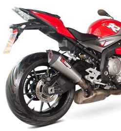 Scorpion Exhaust for BMW S1000R '14- models (Serket Taper Style)