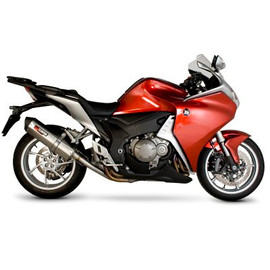 Scorpion Exhaust for Honda VFR 1200 with no panniers 10- (Serket Style)