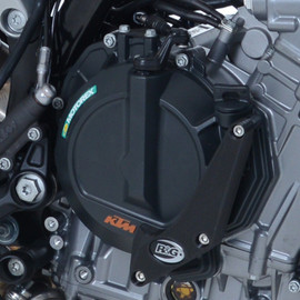 R&G Engine Case Slider (RHS) KTM 790 Duke '18- & 790 Adventure '19- & 890 Duke R '20- (ECS0129BK)