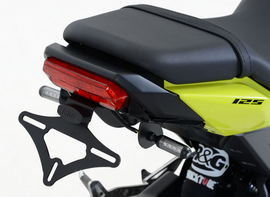 R&G Tail Tidy for Honda MSX125 (GROM) '16- (Micro Indicators) (LP0207BK)