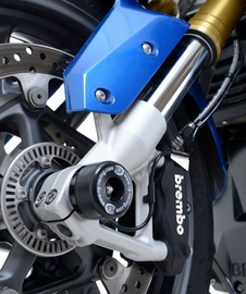 R&G Fork Protectors for the BMW R1200R '15-, R1200RS, '15- (FP0178BK)