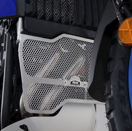 R&G Downpipe Grille for the Yamaha Tenere 700 '19- (DG0039BK)