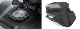 Bags Connection Quick Lock Tank Ring and EVO City Tank Bag for KTM 790 Adventure/R '19- (BC.TR.CTB.KTM790ADV/R)