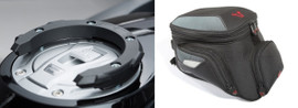 Bags Connection Quick Lock Tank Ring and EVO City Tank Bag For KTM 1290 Super Adventure R/S '19- (BC.TR.CTB.KTMSUPERADV)