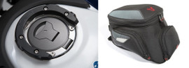 Bags Connection Quick Lock Tank Ring and EVO City Tank Bag For CRF1100L Africa Twin Adventure Sports SD09 (19-20) (BC.TR.CTB.CRF110LAFRICA)