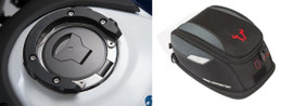 Bags Connection Quick Lock Tank Ring and EVO Daypack Tank Bag For CRF1100L Africa Twin Adventure Sports SD09 (19-20) (BC.TR.DTB.CRF110LAFRICA)