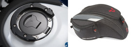 Bags Connection Quick Lock Tank Ring and EVO Engage Tank Bag For CRF1100L Africa Twin Adventure Sports SD09 (19-20) (BC.TR.ETB.CRF110LAFRICA)