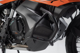 SW-MOTECH Crash Bar for KTM 790 Adventure/R (Black) ( SBL.04.521.10000/B)