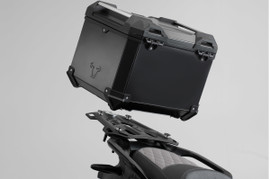 SW-MOTECH TRAX ADV Top Case System for BMW F850GS (Silver) (GPT.07.897.70000/B)