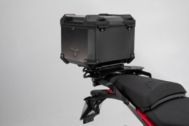 SW-MOTECH TRAX ADV Top Case System for Ducati Multistrada (Black) ( GPT.22.892.70000/B)