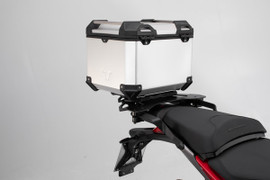 SW-MOTECH TRAX ADV Top Case System for Ducati Multistrada (Black) (GPT.22.892.70000/S)