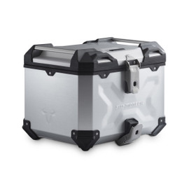 Copy of SW-MOTECH TRAX ADV Top Case System for BMW R1250RS (Silver) (GPT.07.573.70000/S)