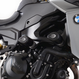 R&G Crash Protectors - Aero Style for BMW F900 R '20- (Rear) (CP0491BL)