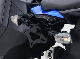R&G Tail Tidy for Kawasaki Z1000SX '17-'19 and Z1000SX Tourer '14- (with or without panniers) (LP0192BK)