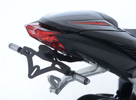 R&G Tail Tidy for Triumph Street Triple 675, Street Triple R / S / RS 765 ('13-) and Daytona 675 ('13-) (LP0133BK)