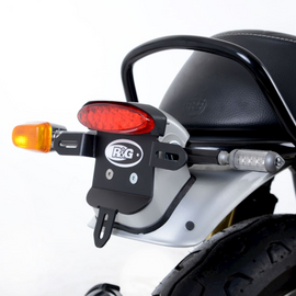 Tail Tidy for Royal Enfield Interceptor 650 '19- & Continental GT 650 '19-