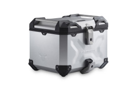 SW-MOTECH Trax ADV top case system Tracer 700 Silver (GPT.06.593.70000/S)