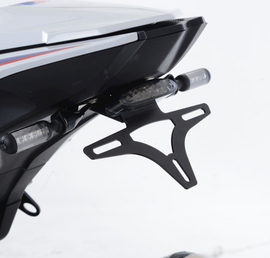 R&G Tail Tidy for BMW S1000RR '19- (Includes R&G Brake Tail Light) (compatible with aftermarket indicators)