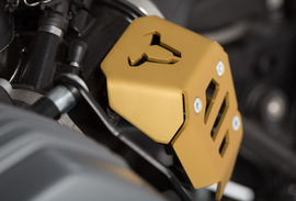 SW-Motech Potentiometer guard. Gold. BMW R 1200 GS (08-12) / R nineT (14-)