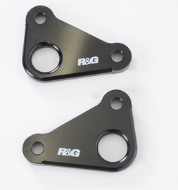 R&G Tie-Down Hooks for the Ducati Panigale V4/ V4S, Speciale '18- & Streetfighter V4 (S) '20-