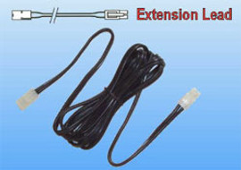 OPTIMATE III SP & Accumate Extension Lead 2.5m (TM73)