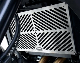 R&G Stainless Steel Radiator Guard for Kawasaki Versys 650 (2015- 2018)