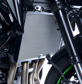 R&G Radiator Guard For Kawasaki Z900 '17-