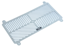 R&G Stainless Steel Radiator Guard For The Kawasaki Z650 '17- & Ninja 650 '17 -
