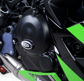 R&G Engine Case Cover Kit (2pc) For Kawasaki Z650 '17- & Ninja 650 '17-