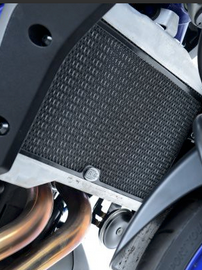 R&G Radiator Guard For Yamaha MT-07 '14- , XSR700 '16- & Tracer 700 '16-'17