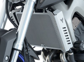 R&G Radiator Guards for Yamaha MT-09 '13-'16 NON ABS & ABS MODELS, MT-09 'Street Rally'/ABS