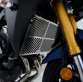 R&G Stainless Steel Radiator Guard For Yamaha MT-09 '17- , SP '18- & Tracer 900 GT '18-