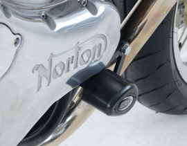 R&G Crash Protectors - Aero Style for Norton Commando 961 Sport