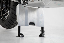 SW-Motech Engine Guard Extension for Centerstand BMW R1200GS (12-), R1250GS (18-) Silver (MSS.07.781.10302/S)