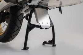 SW-Motech Engine Guard Extension for Centerstand Honda CRF1000L (15-) / Adv Sports (18-) Silver (MSS.01.622.10101/S)