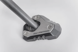 SW-Motech Extension for Side Stand Foot Kawasaki Versys 1000 (15-) Black/Silver (STS.08.722.10000)