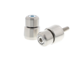 EvoTech Performance BMW R 1250 GS Handlebar End Weights (Stainless Steel) 2019+ (PRN012781-04)
