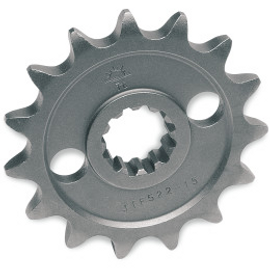 JT Sprockets JTF277.14 Front Replacement Sprocket 14 Teeth 428 Pitch Natural Chromoly Steel Alloy (12120933)
