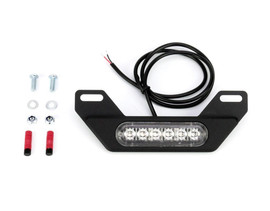 DENALI B6 Auxiliary LED Brake Light For Number Plate Mounting