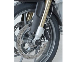 R&G Fork Protectors for BMW R1200GS/GSA '13-, BMW R1200RT '14- & BMW R1250 GS '18- (FP0140BK)