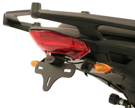 R&G Tail Tidy for the Ducati Multistrada 1200 (LP0096BK)